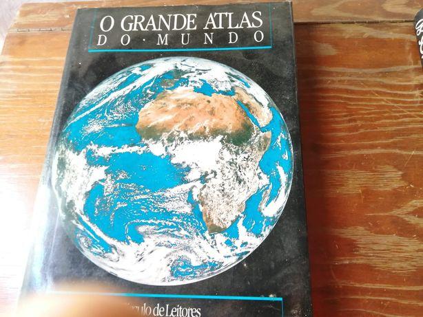 Livro O Grande Atlas do Mundo