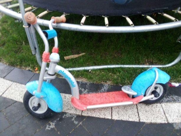 Hulajnoga playmobil