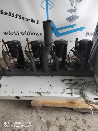 Sprężarka agregat chłodniczy copeland zb45kce-tfd-551