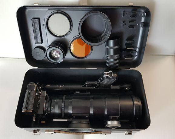 Aparat analogowy Zenit Fotosnajper FS-12