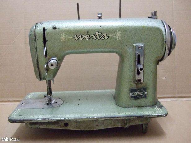 Maszyna do szycia WESTA