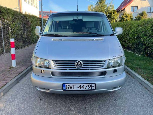 Vw T4 Multivan 2,5tdi, 150KM, 2000r., 7 osobowy, REZERWACJA!!!