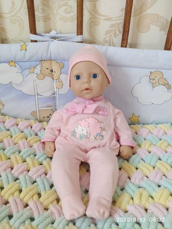 Кукла Анабель, лялька, пупс Zapf my first baby annabell