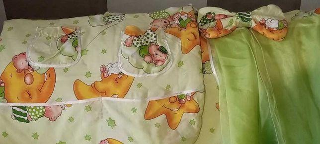 Продам детскую защиту на кровать