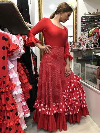 Aluguer e venda de roupa flamenca e sevilhana
