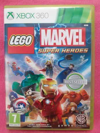 Gra Lego Marvel Super Heroes Xbox 360