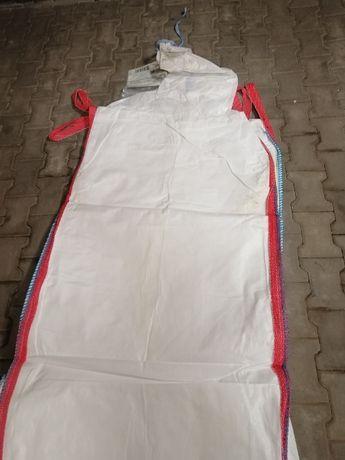 Big Bag z lejem 210 cm wysokości / na pellet / hurt !