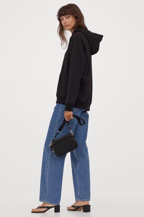 Худи женский черный size S/M Калуш - изображение 1