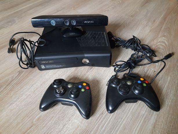 Konsola Xbox 360 2pady kontroler ruchu