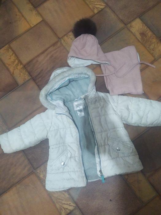 Продам одним лотом курточку Картерс и набор Николаев Жовтневый - изображение 1