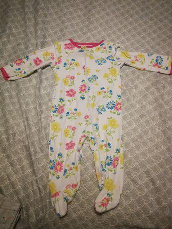 Pajac niemowlęcy dziewczynka