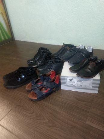 Туфлі, ботінки, сапожки, босоніжки для хлопчика