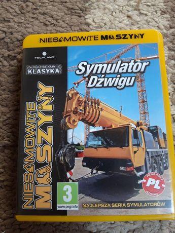 Symulator dźwigu - gra komputerowa