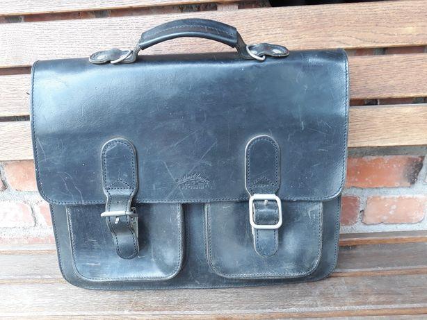 Skóra teczka aktówka McNeill leather