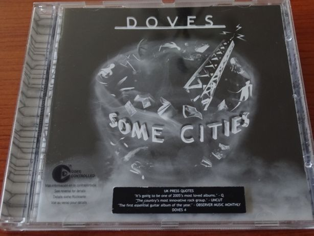 Doves - Some Cities (CD)