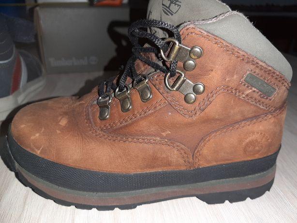 Демисезонные ботинки Тимберленд