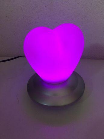 Luz em Forma de Coração