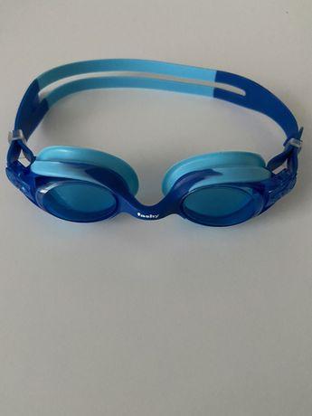 Детские очки и шапка для плавания