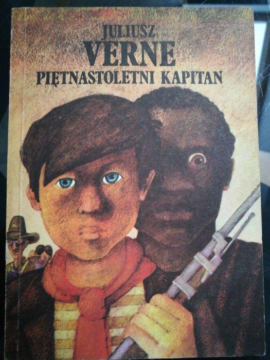 Piętnastoletni kapitan - książka autorstwa Juliusza Vernea Malcanów - image 1