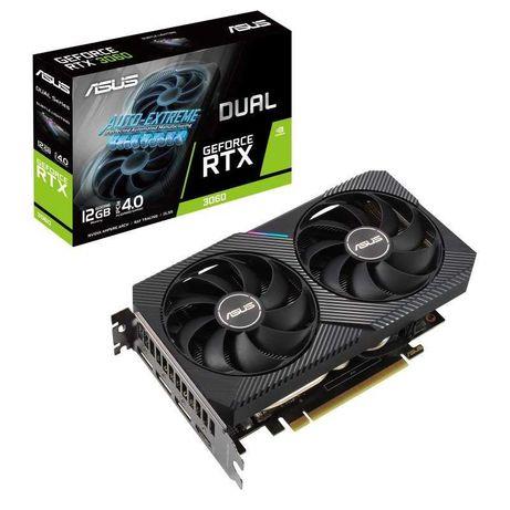 Placa Gráfica Asus Dual GeForce RTX 3060 12GB GDDR6 OC
