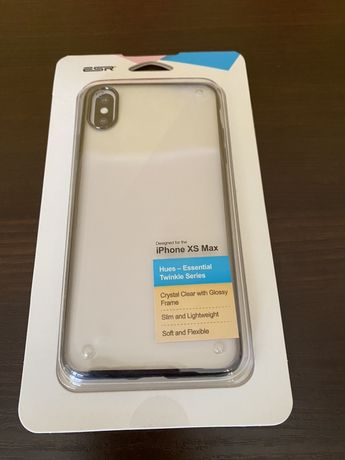 Etui, Case Iphone Xs Max Nowy.