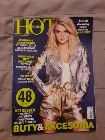 Hot Moda Nr 11 (107) Listopad 2016 - Margaret - Unikat