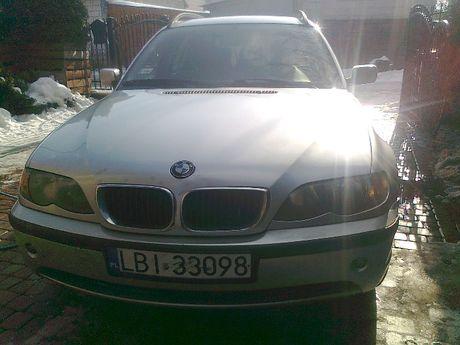 BMW 318 Polift , Ładna , Sprawna , Badanie , Opłaty , NAJTAŃSZA NA OLX