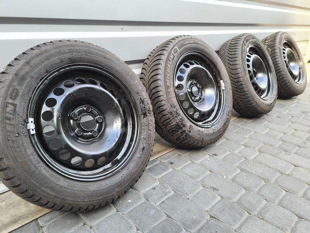 """NOWE OPONY Oryginalne Felgi Koła 15"""" Audi A1 A3 TT"""