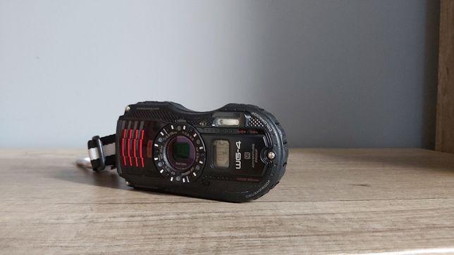 Aparat do nagrywania i robienia zdjęć pod wodą RICOH-WG4