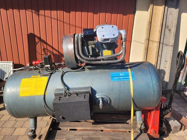 Sprężarka kompresor mahle 500 litrów zbiornik
