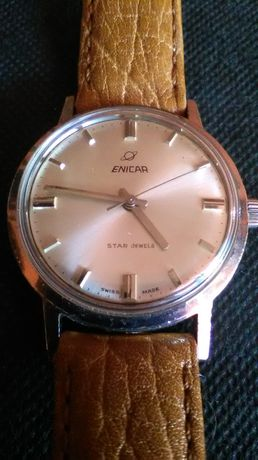 zegarek Enicar Star-Jewels.