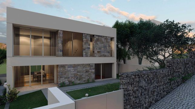Moradia Unifamiliar/Fase de construção /Fátima