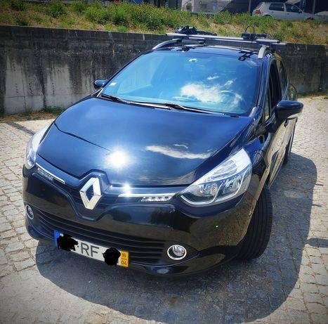 Renault Clio sport tourer TCE