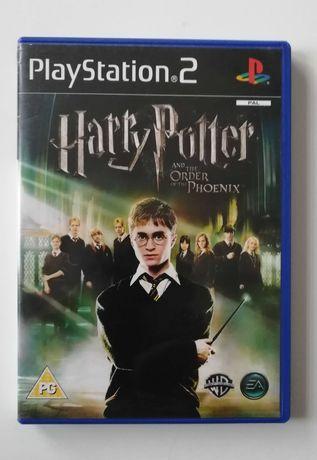 Harry Potter Zakon Feniksa - Order of Phoenix / PS2 / Ideał