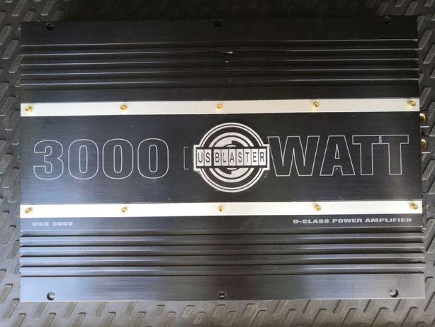 Усилитель автомобильный US Blaster USB 3000 3000 Вт W Голландия!