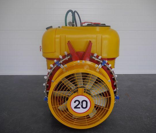 Opryskiwacz Turbinowy 200l firmy TAD-LEN!