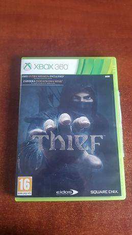 Thief xbox 360 wersja pudełkowa