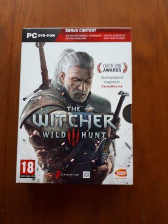 Jogo Witcher Wild Hunt para peças