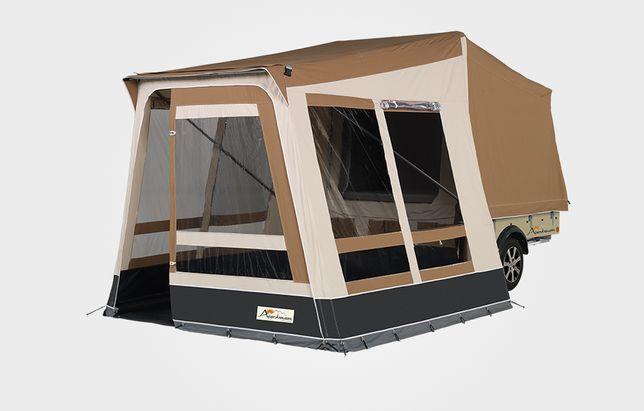 ALPENKREUZER DUET!!!Nowa przyczepa namiotowa 2020 R.