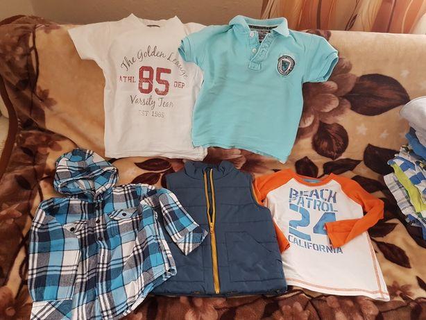 Ubranka dla chłopca roz. 104