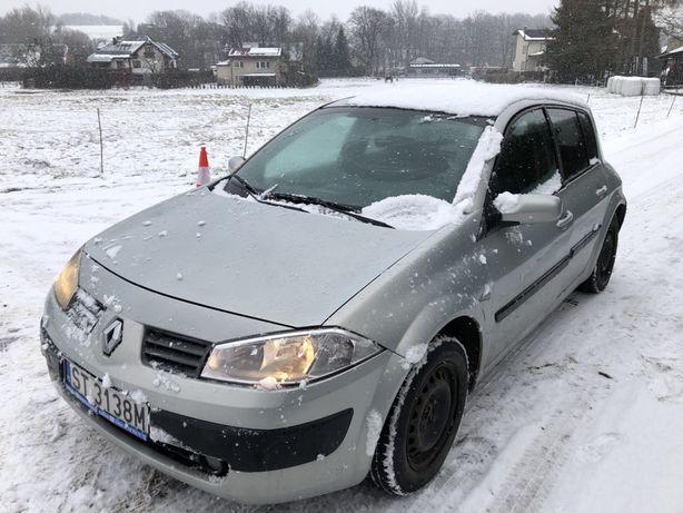 Renault Megane 1.5 dci 2003 rok sprawne Bielsko