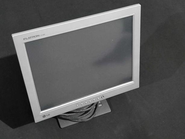 Monitor tipo POS LG Flatron L1510BF modelo LB500K-VL