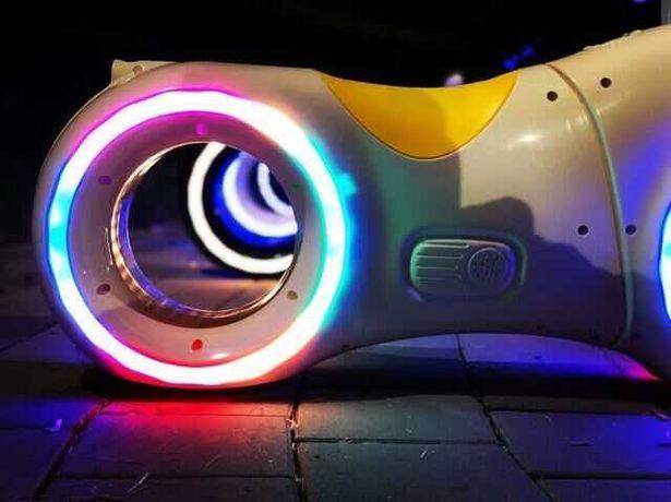 БЕГОВЕЛ LED-подсветка Bluetooth колонка Беспедальный велосипед puky