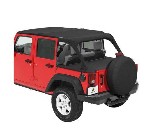 Bikini Jeep Wrangler JK (4 Portas) Artigo Novo