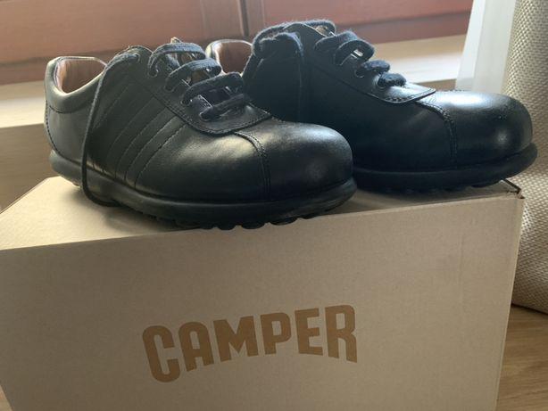 Camper Pelotas buty skórzane