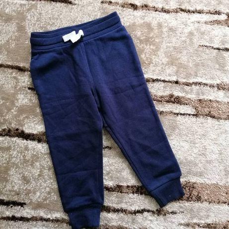 Тёплые штаны штанишки леггинсы лосины H&M