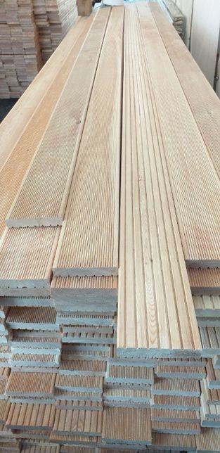 deska tarasowa, taras drewniany, modrzew syberyjski, modrzew,