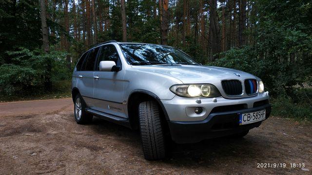 Bmw X5 2005 full opcja 3.0 diesel