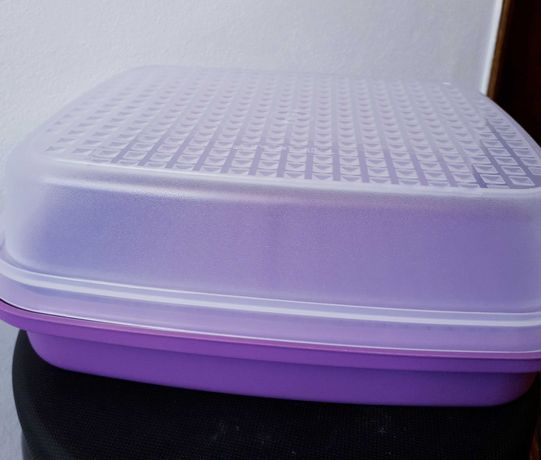Caixa Barbecue tupperware