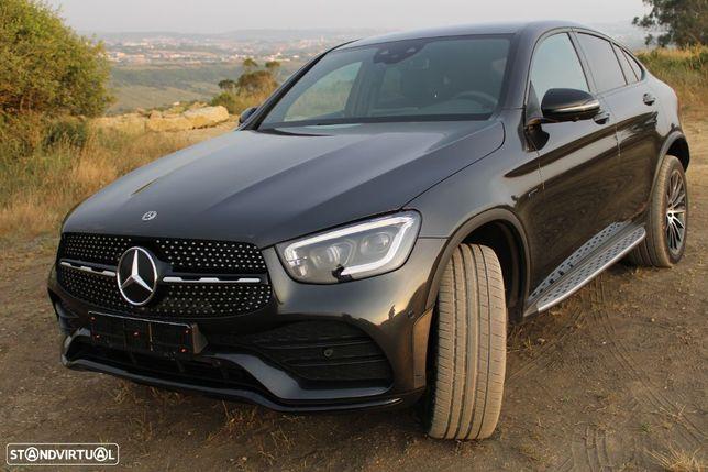 Mercedes-Benz GLC 300 de 4Matic